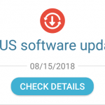 ASUS ZenFone Max Plus (M1) firmware update to 14.02.1808.63